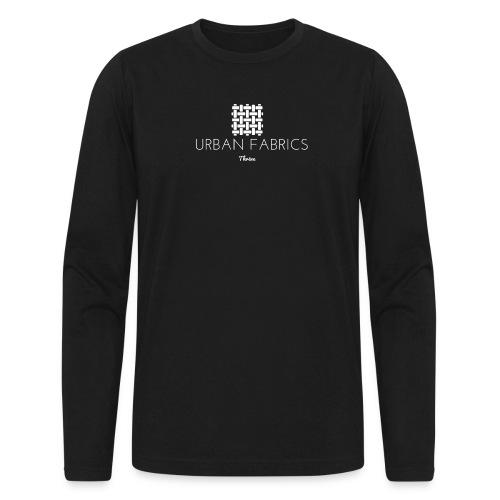 UrbanFabrics WHT png - Men's Long Sleeve T-Shirt by Next Level