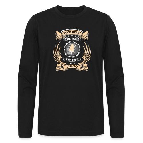 Zodiac Sign - Virgo - Men's Long Sleeve T-Shirt by Next Level