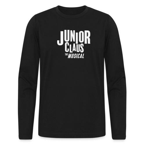 Junior Claus - Men's Long Sleeve T-Shirt by Next Level