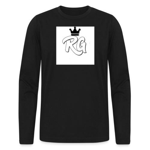 RG KING - Men's Long Sleeve T-Shirt by Next Level