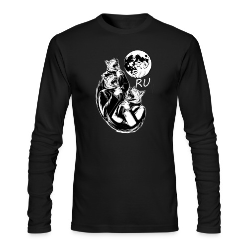 Ryu Crazy Dogs - Men's Long Sleeve T-Shirt by Next Level