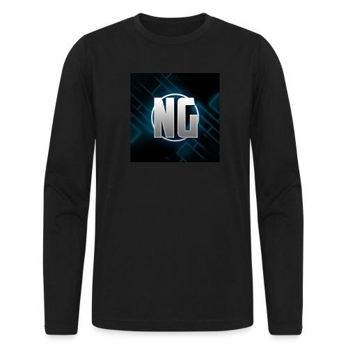 NadhirGamer Merch - Men's Long Sleeve T-Shirt by Next Level
