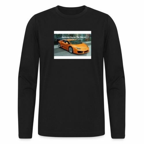 The jackson merch - Men's Long Sleeve T-Shirt by Next Level