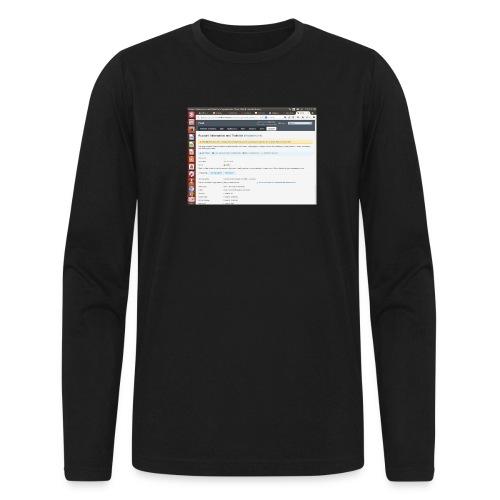Screenshot from 2016 09 07 02 14 53 - Men's Long Sleeve T-Shirt by Next Level