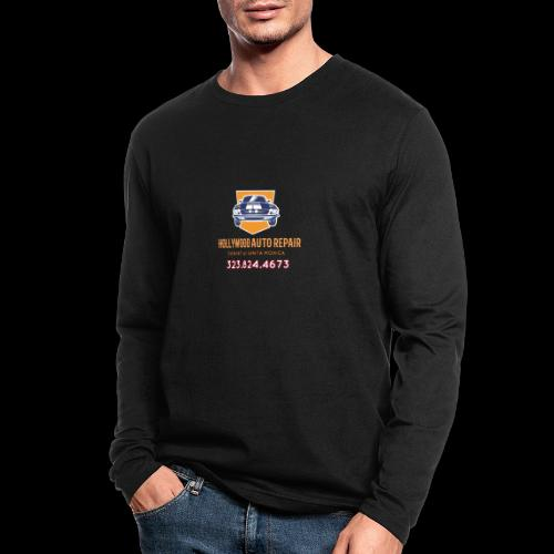 CLASSIC CARS! CLASSIC HOLLYWOOD! - Men's Long Sleeve T-Shirt by Next Level