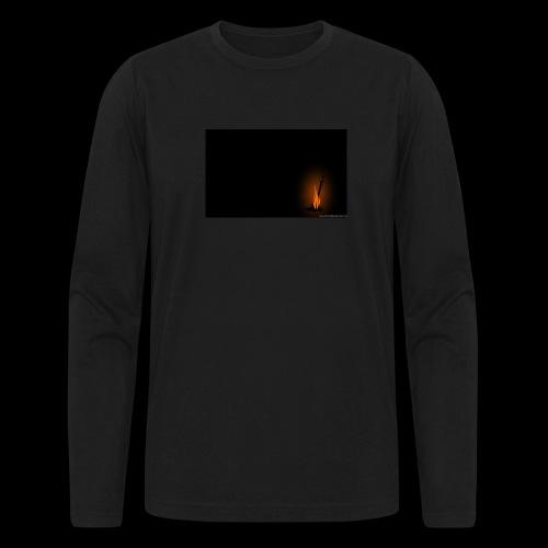 Fire-Links - Men's Long Sleeve T-Shirt by Next Level