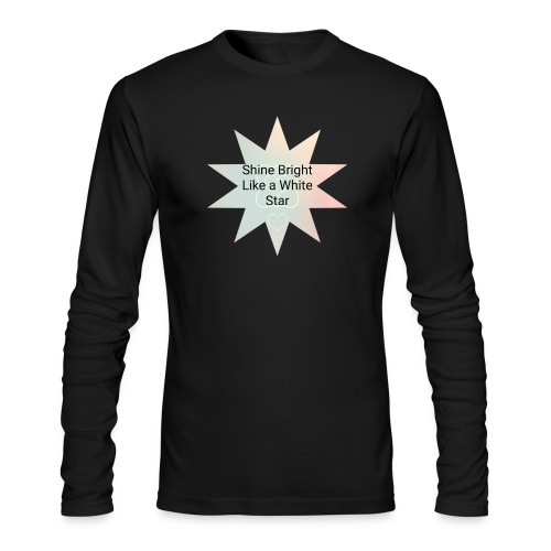 Photo 1514476838633 - Men's Long Sleeve T-Shirt by Next Level