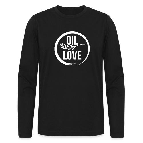 Oil Love - Men's Long Sleeve T-Shirt by Next Level