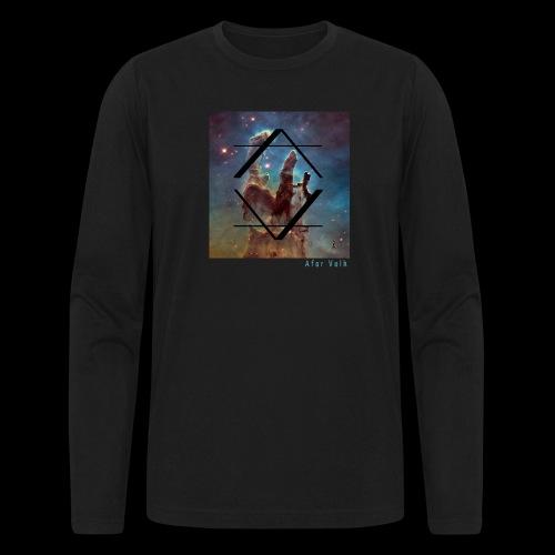 Afor Shirt Volk V1 - Men's Long Sleeve T-Shirt by Next Level
