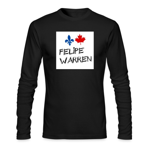 Profile Picture jpg - Men's Long Sleeve T-Shirt by Next Level