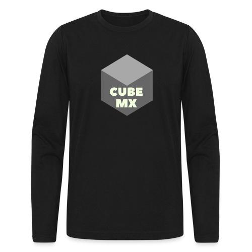 CubeMX - Men's Long Sleeve T-Shirt by Next Level