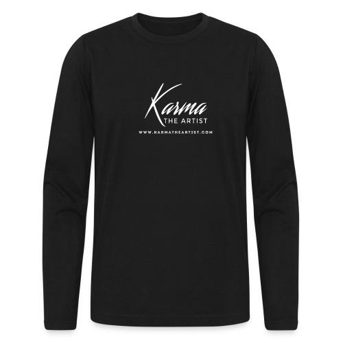 Karma - Men's Long Sleeve T-Shirt by Next Level