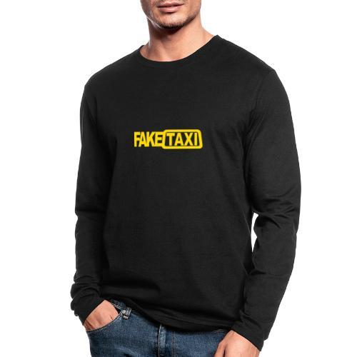 FAKE TAXI Duffle Bag - Men's Long Sleeve T-Shirt by Next Level