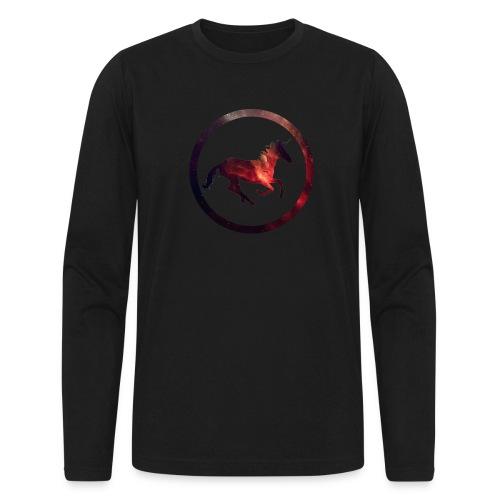 Believe Unicorn Universe 2 - Men's Long Sleeve T-Shirt by Next Level