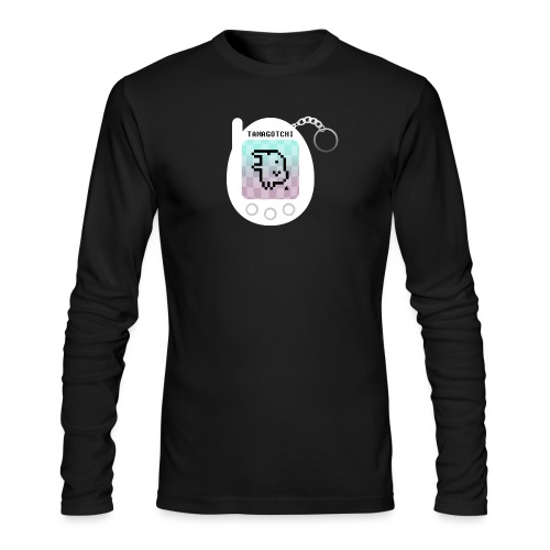 Egg friend - Men's Long Sleeve T-Shirt by Next Level