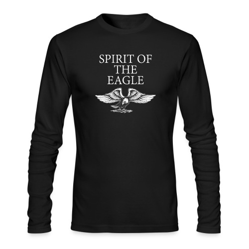 Spirit of the Eagle - Men's Long Sleeve T-Shirt by Next Level