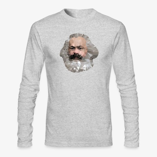 Marx - Men's Long Sleeve T-Shirt by Next Level