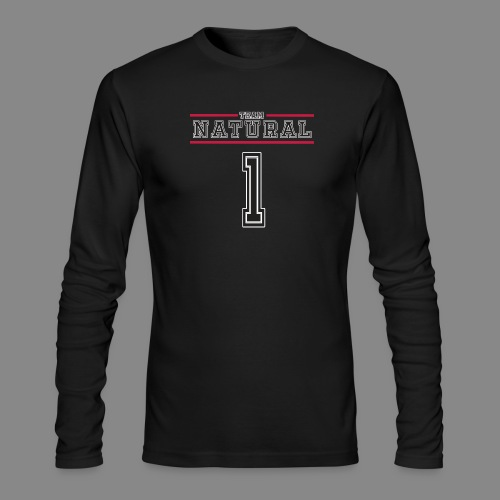 Team Natural 1 - Men's Long Sleeve T-Shirt by Next Level