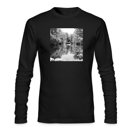 Lone - Men's Long Sleeve T-Shirt by Next Level