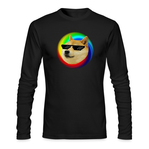 Doge - Men's Long Sleeve T-Shirt by Next Level