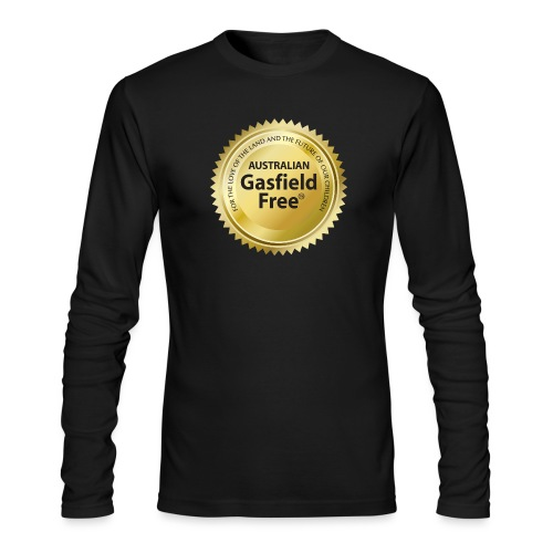 AGF Organic T Shirt - Traditional - Men's Long Sleeve T-Shirt by Next Level