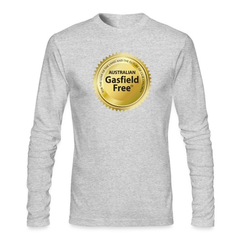 AGF Organic T Shirt - Traditional - Men's Long Sleeve T-Shirt by Next Level