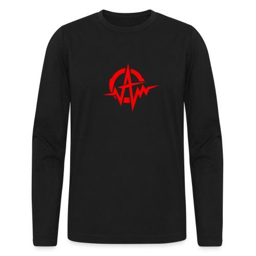 Amplifiii - Men's Long Sleeve T-Shirt by Next Level