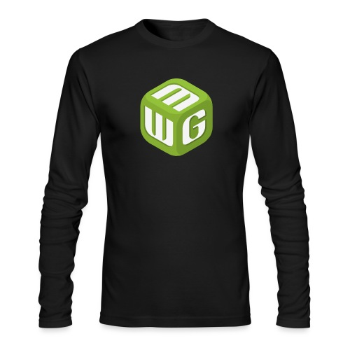 Steve Sized MWG T-Shirt (3XT) - Men's Long Sleeve T-Shirt by Next Level