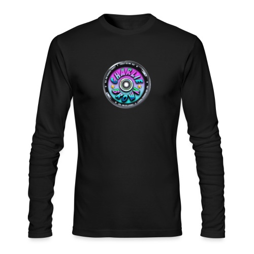 Charlie Brown Logo - Men's Long Sleeve T-Shirt by Next Level