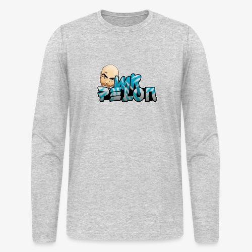 MR PELON - Men's Long Sleeve T-Shirt by Next Level