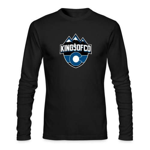 KCO New Logo Clear Background.png - Men's Long Sleeve T-Shirt by Next Level