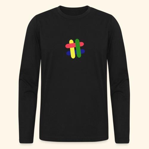 hashtag - Men's Long Sleeve T-Shirt by Next Level