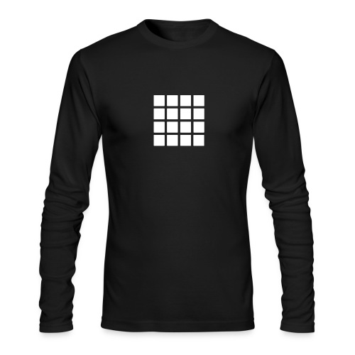 Drum Pads - Men's Long Sleeve T-Shirt by Next Level