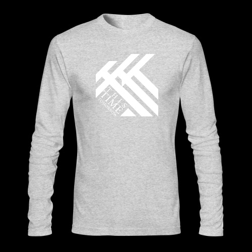 This Time Tomorrow - Men's Long Sleeve T-Shirt by Next Level