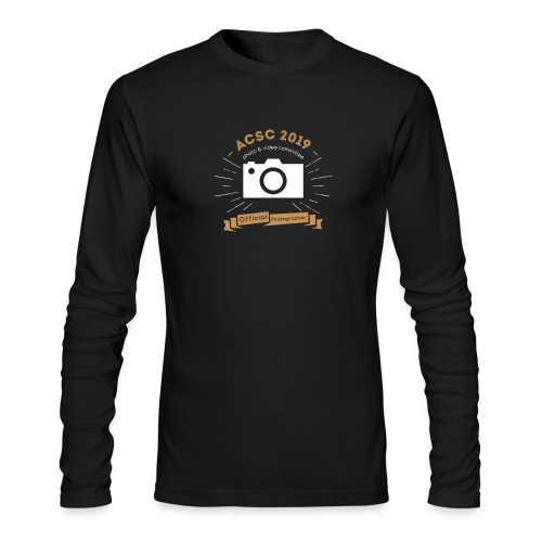 Photography - Men's Long Sleeve T-Shirt by Next Level