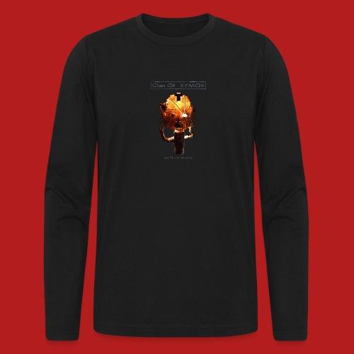 Days of Black Clan Of Xymox Album Shirt - Men's Long Sleeve T-Shirt by Next Level