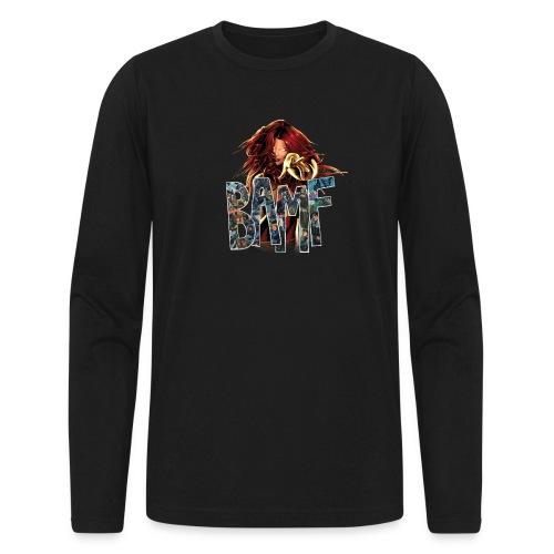 phoenix png - Men's Long Sleeve T-Shirt by Next Level