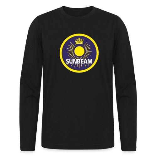 Sunbeam emblem - AUTONAUT.com - Men's Long Sleeve T-Shirt by Next Level