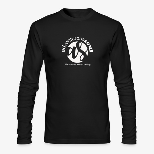 Adventurous Soul Wear for Life's Little Adventures - Men's Long Sleeve T-Shirt by Next Level