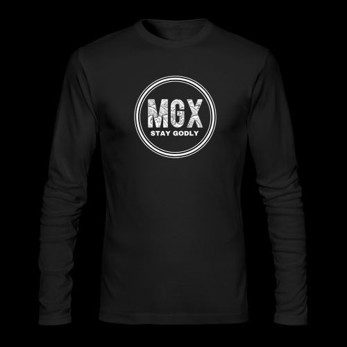 MGX - Men's Long Sleeve T-Shirt by Next Level