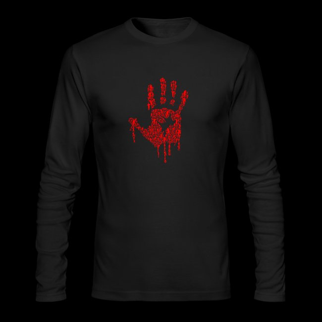 The Haunted Hand Of Zombies
