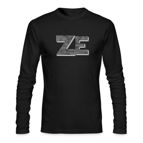Ze - Men's Long Sleeve T-Shirt by Next Level