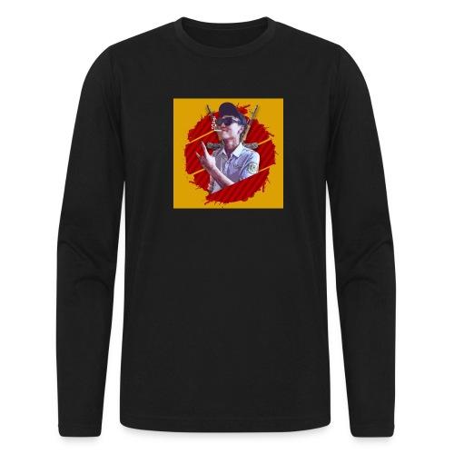 smoke - Men's Long Sleeve T-Shirt by Next Level