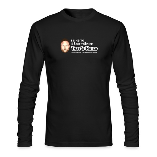 I Like To Sniffy Sniff - Men's Long Sleeve T-Shirt by Next Level