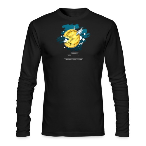 the flying dutchman - Men's Long Sleeve T-Shirt by Next Level