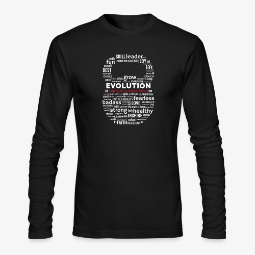 All the Strengths You Cannot See - Men's Long Sleeve T-Shirt by Next Level