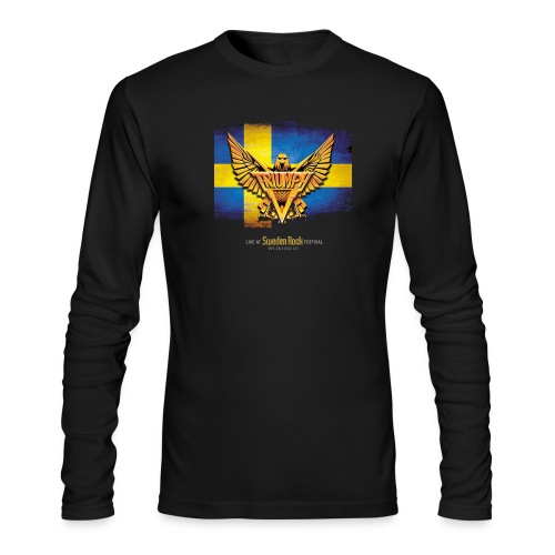 Triumph Sweden Cover01 png - Men's Long Sleeve T-Shirt by Next Level