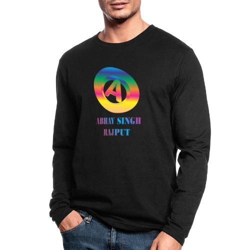 abhay - Men's Long Sleeve T-Shirt by Next Level