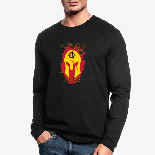 Molon Labe - Anarchist's Edition - Men's Long Sleeve T-Shirt by Next Level