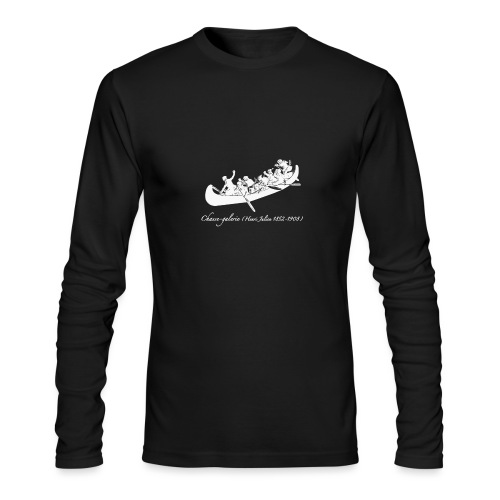 Chasse-galerie - T-shirt manches longues pour hommes Next Level